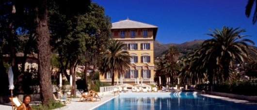 Review Grand hotel Arenzano