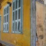 Oud huis in Kavala
