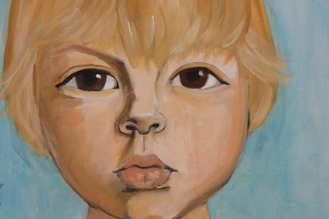 Interview: the wise painter, Cici Tommaseo Sursock