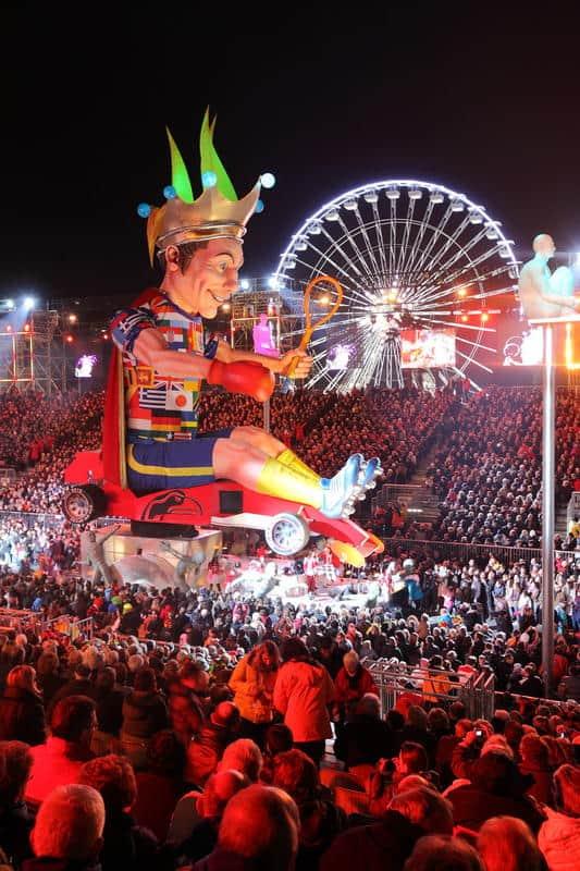 Carnaval 2012 (c) J.Kelagopian via Office du Tourisme de Nice Cote d'Azur