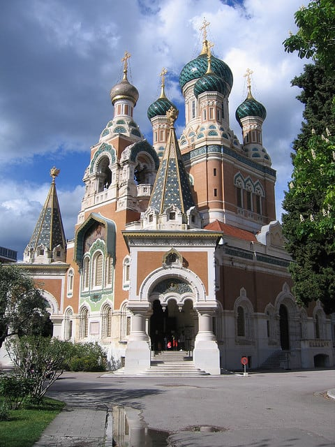 De Russische kathedraal (c) Jvhemert via Flickr.com