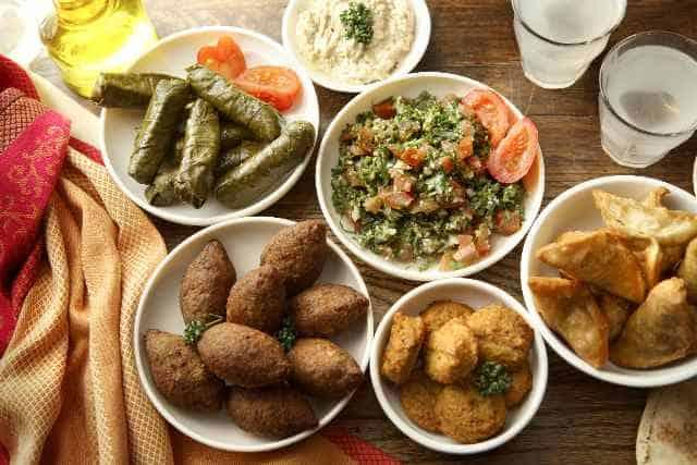 libanees koken recepten