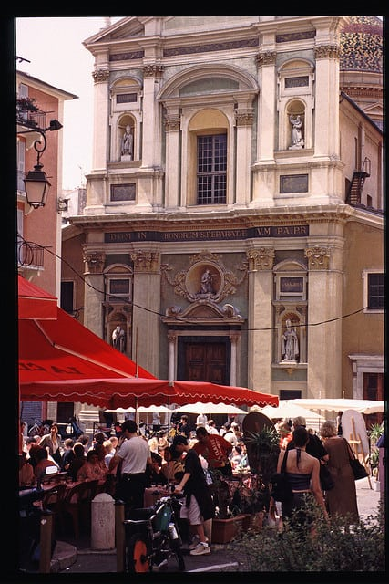 Place Rossetti (c) Pete Reed via Flickr.com