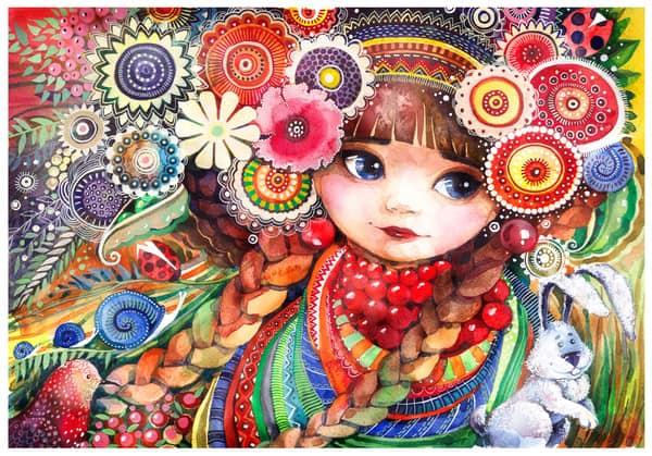 Happy Kids Art (c) Lesya Nedzelskaya