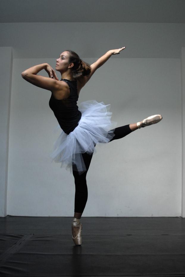 Zoveel mogelijk danslessen en blijven genieten! (c) Dans-dansen