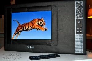 Televisie en ab (c) Gewoon gezellig thuis op nr. 5