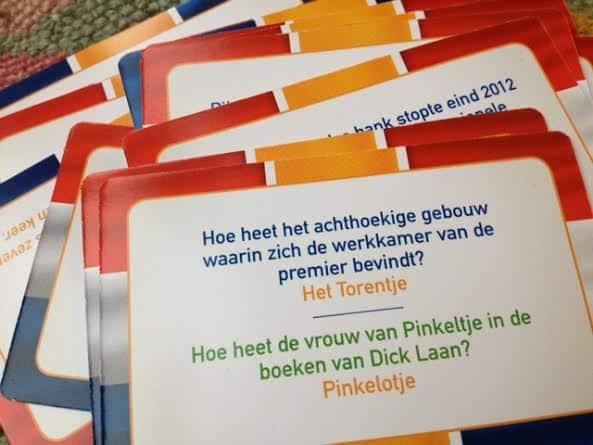 vragen voor ik hou van holland
