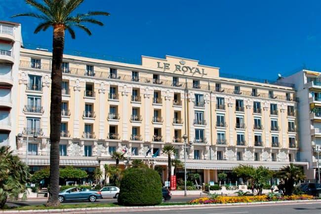 Het hotel (c) Le Royal