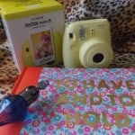 Review: Instax mini 8 van Fujifilm