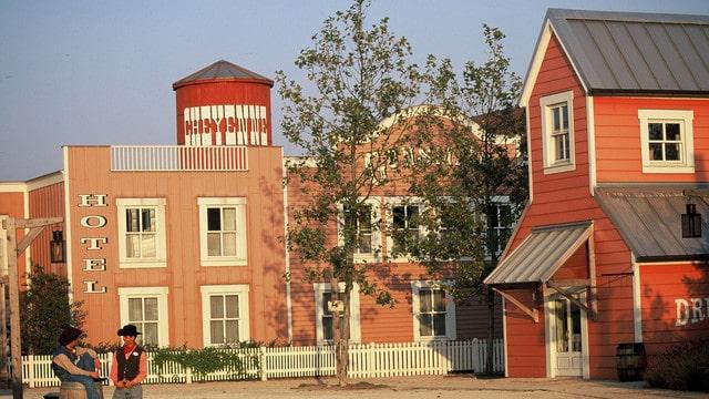 Hotel Cheyenne (c) Disneyland