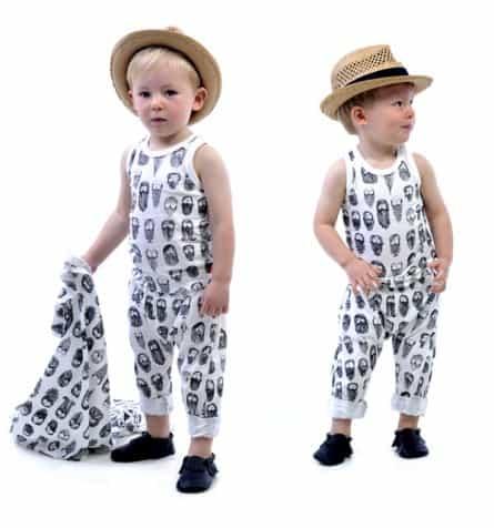 Billyburg broek en hemd (c) Rock Your Baby