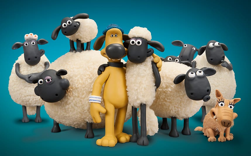 Shaun het schaap, de film