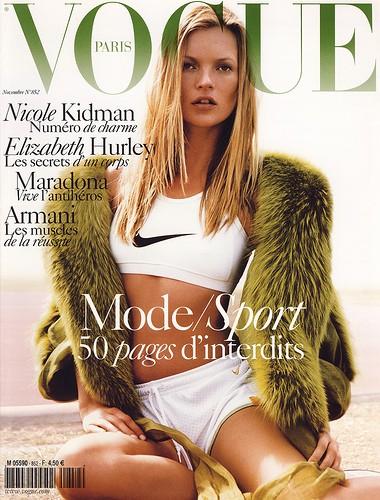 Franse Vogue 2004