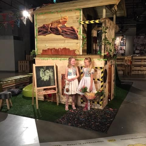 Fotoshoot in Museum Rotterdam (c) Love4Kidz