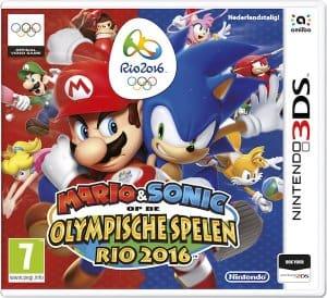 mario en sonic olympische spelen