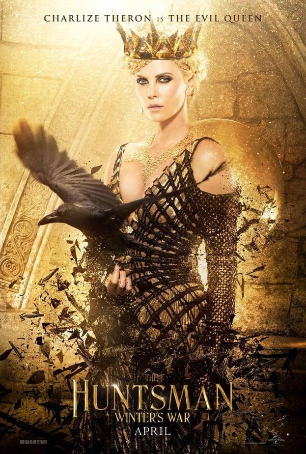 Charlize Theron is één van m'n favoriete actrices