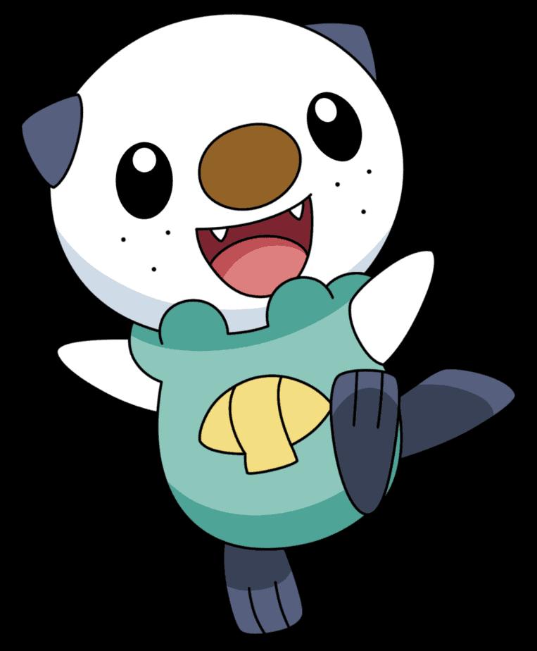 Oshawott Pokemon