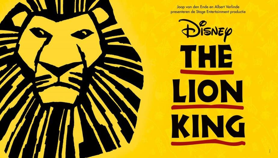 Logo Lion King