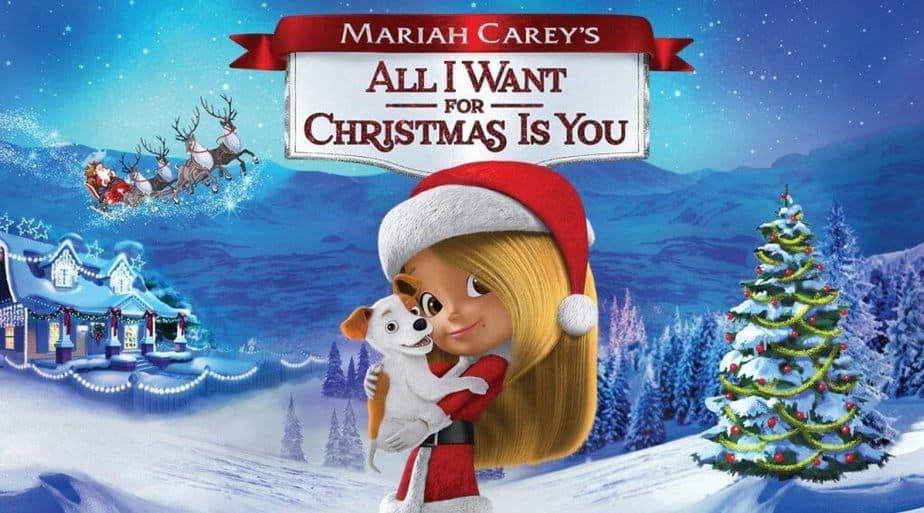 Mariah Carey kerstfilm