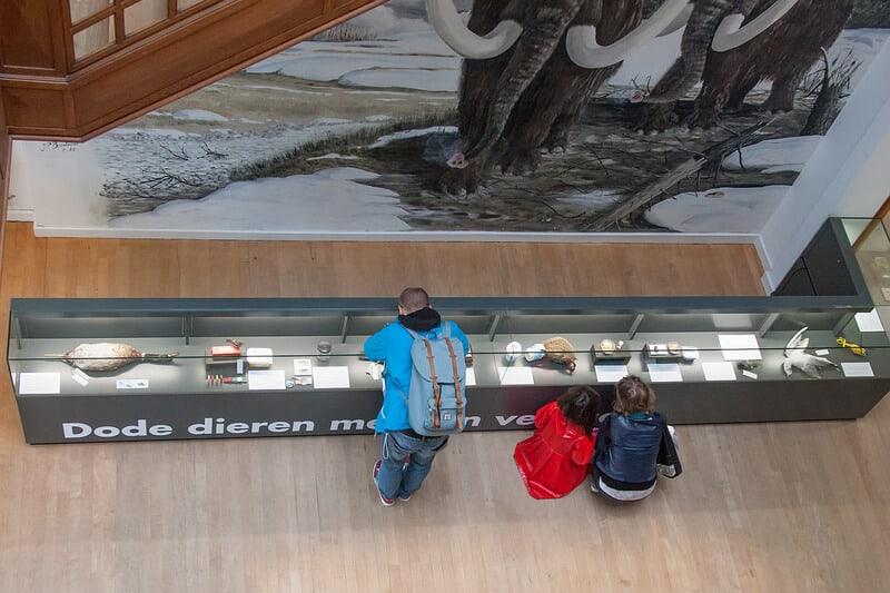 museum op 12 december