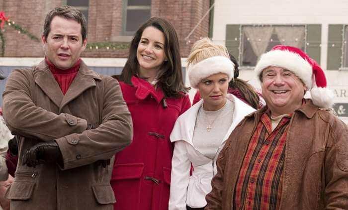 kerstfilm deck the halls