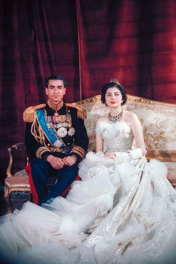 bruidsjurken voor royals