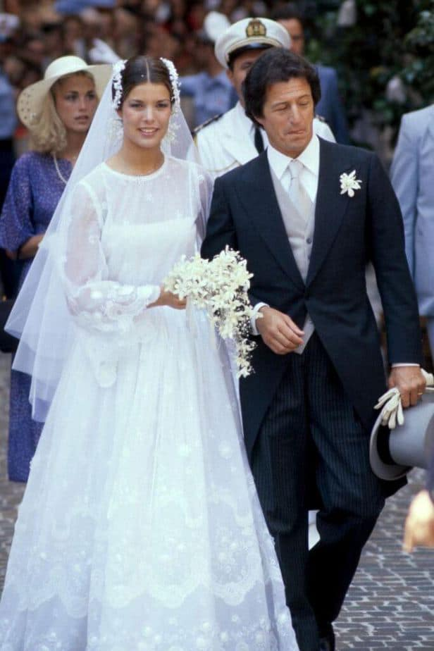 bruiloft prinses de Monaco