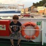 Review Jadrolinija ferry from Italy to Croatia
