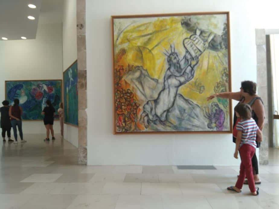 musee marc chagall nice