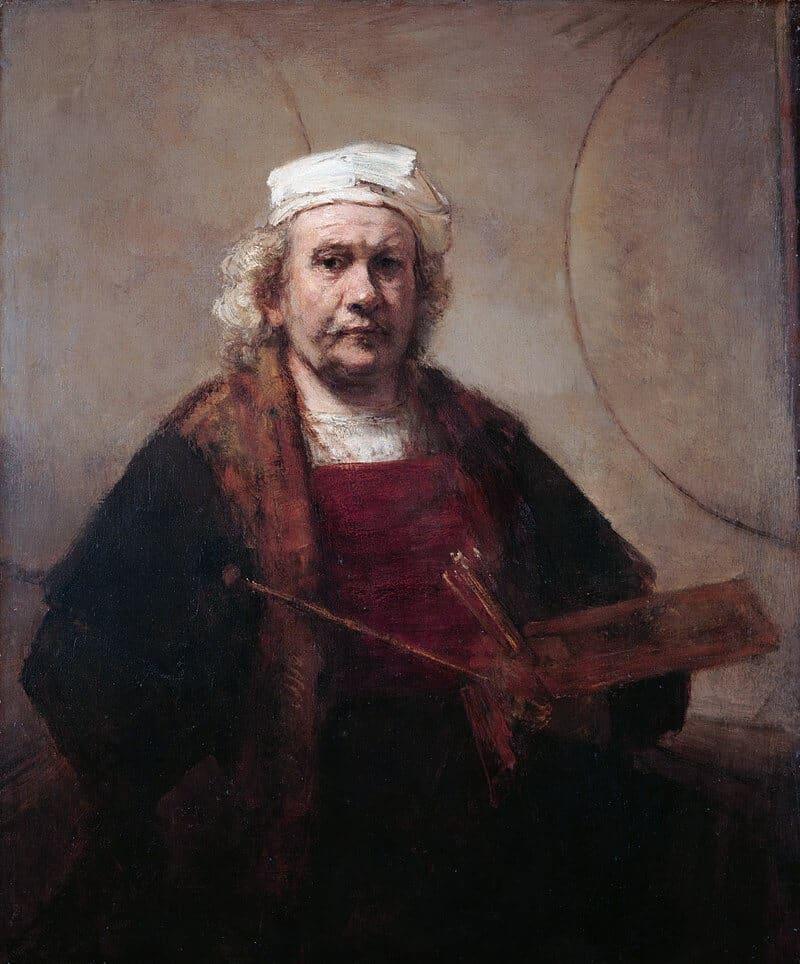 rembrandt kostuum
