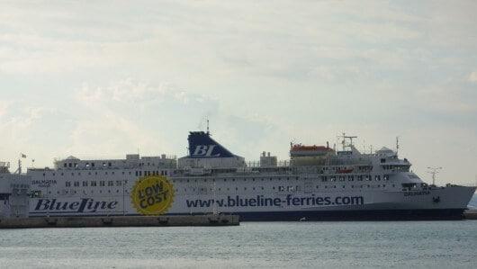 Blueline ferries