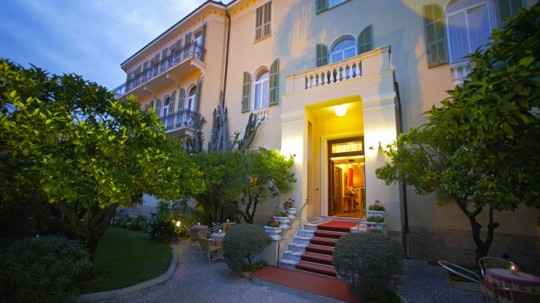Review: Villa Elisa in Bordighera