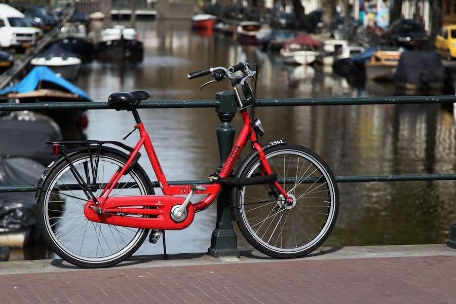mind the bike