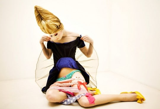 Nathalie Odette Fashion photography