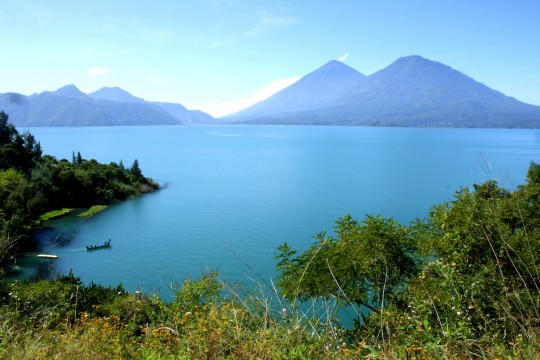 """a """"moment-here-and-now"""" by Atitlan Lake , Guatemala (c) Sonja Mardesic"""