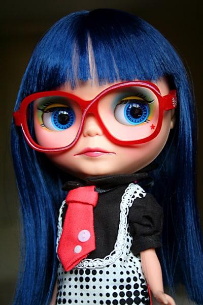 Funky Blythe (c) CherrySoda! via Flickr