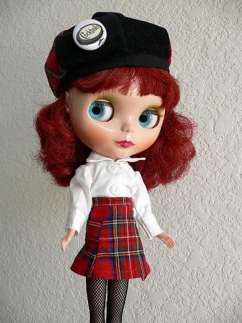 Leuke Blythe (c) futurowoman via Flickr