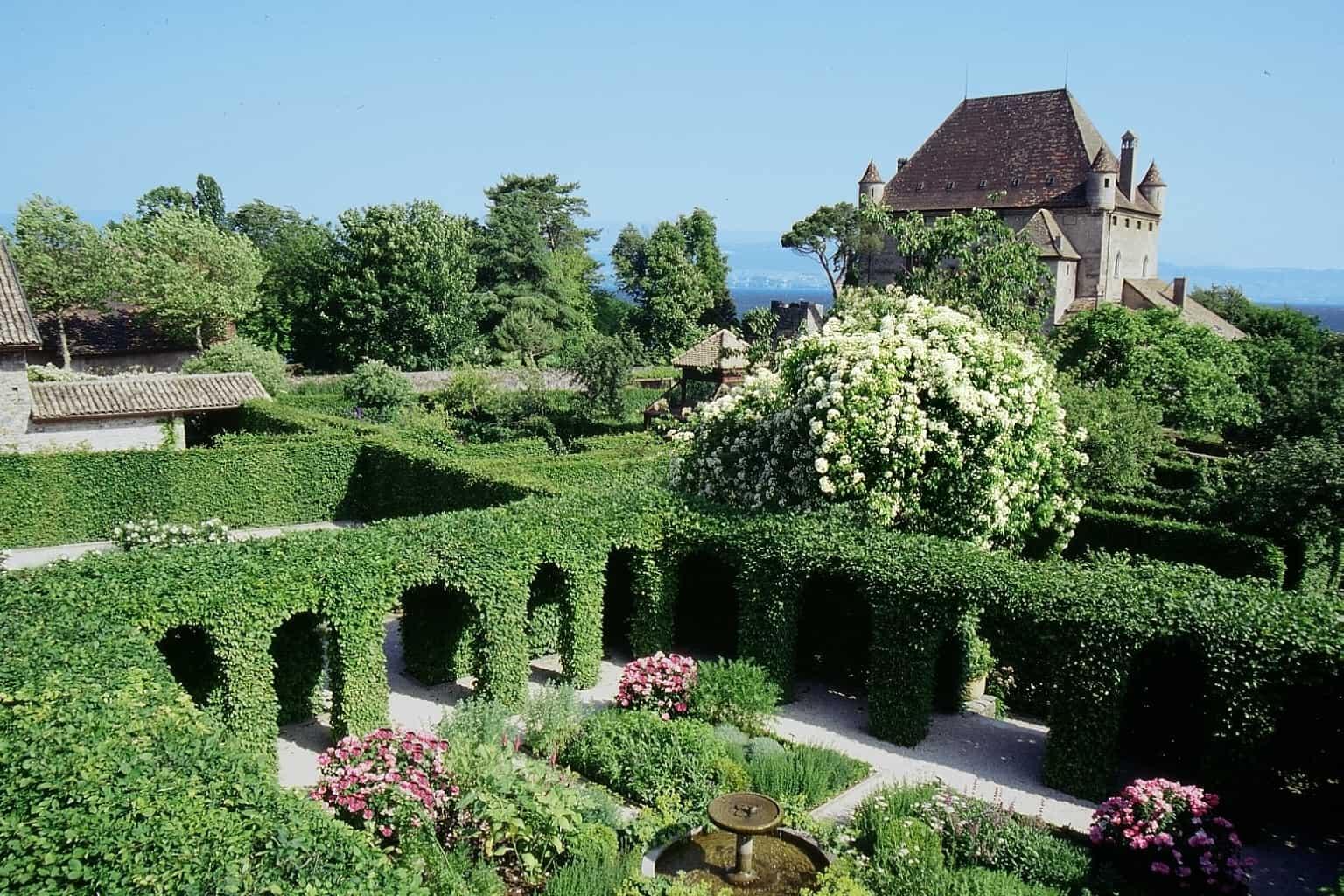 In geuren en kleuren (c) Le Jardin des Cinq Sens