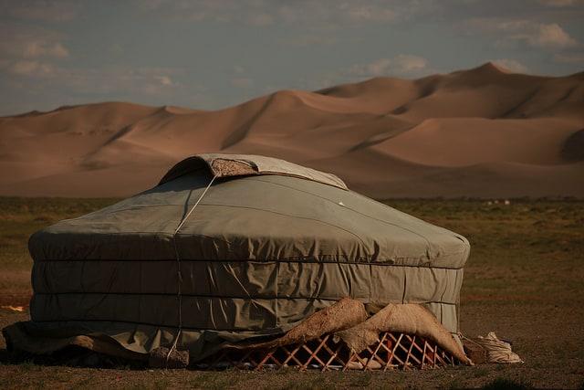 Flexibel zijn. Mongolie blijft op de wishlist (c) Julyinireland via Flickr.com