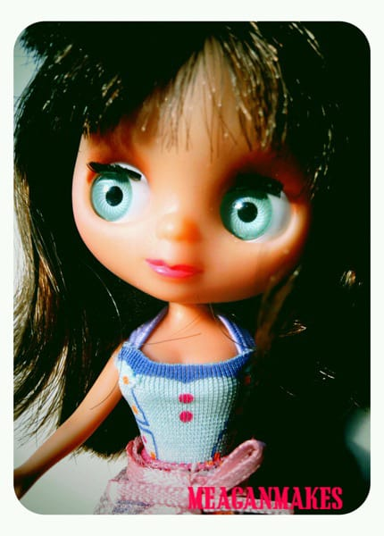 'Oude' Blythe (c) meaganmakes