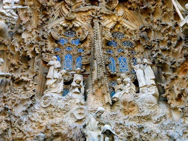 Sagrada Familia (c)  Sarah_Ackerman via Flickr.com