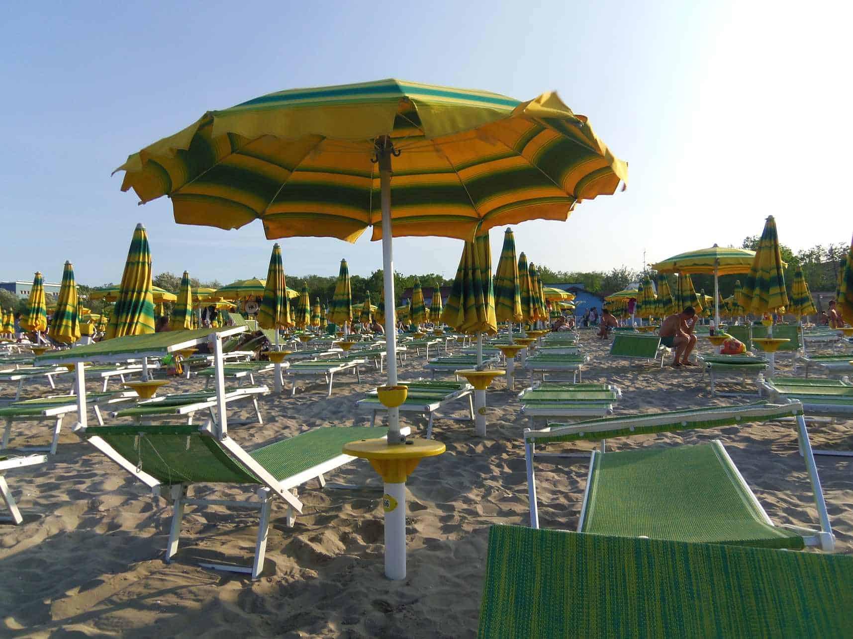 Beach of the camping (c) Srsck