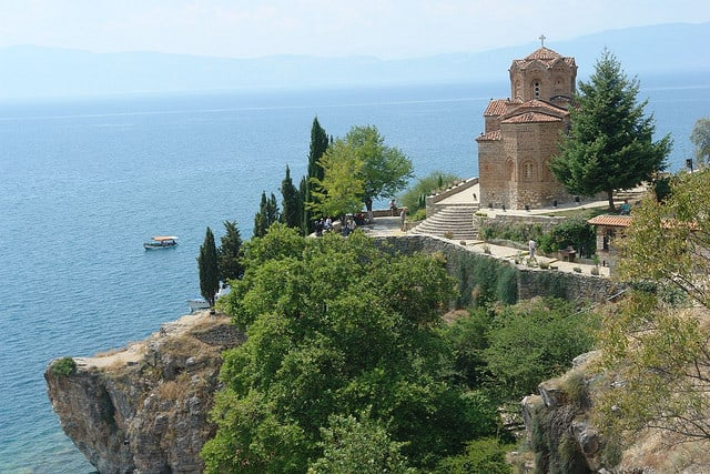 Ohrid (c) CharlesFred, Flickr