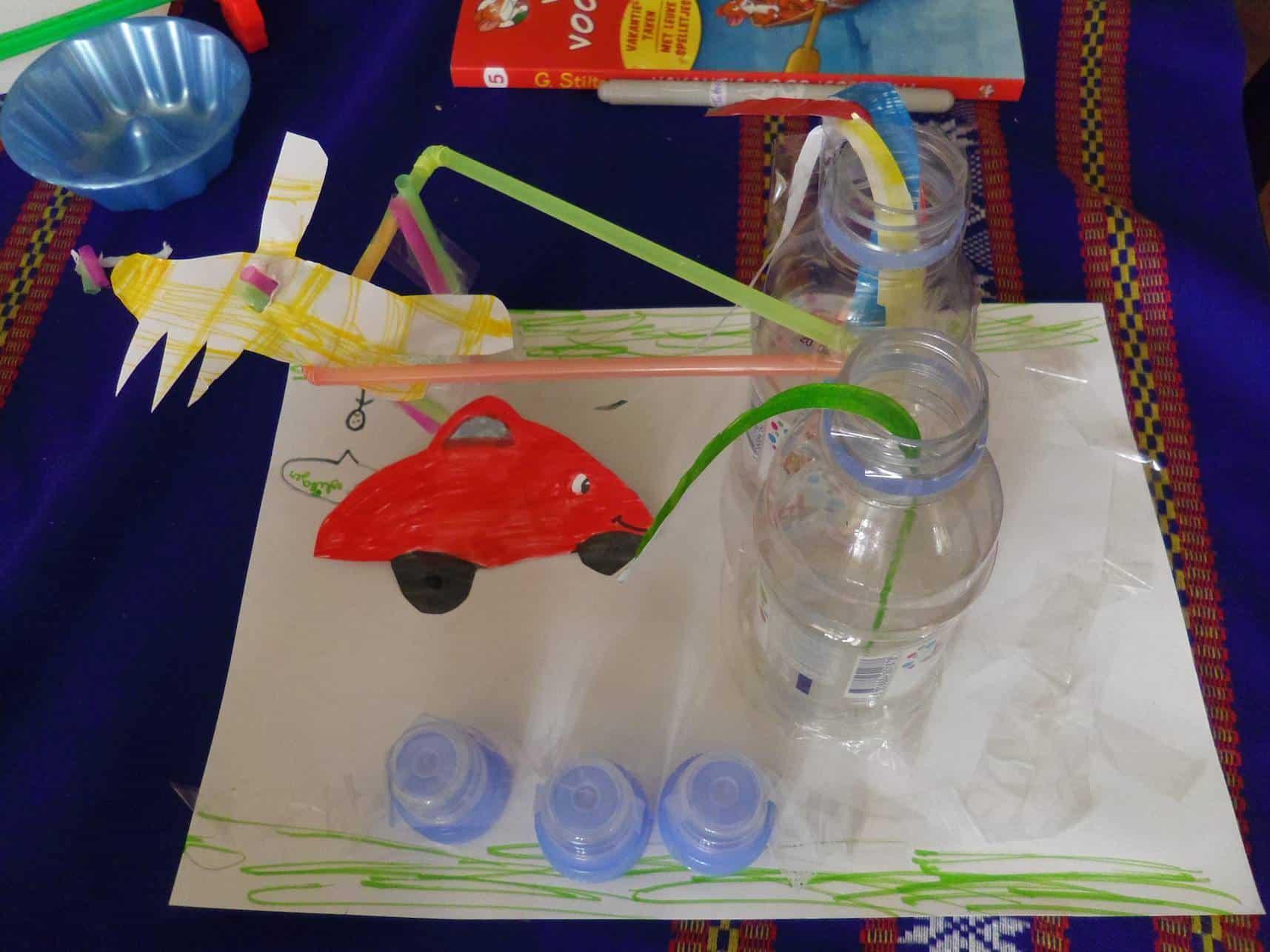 Kinderen zijn creatief (c) Srsck
