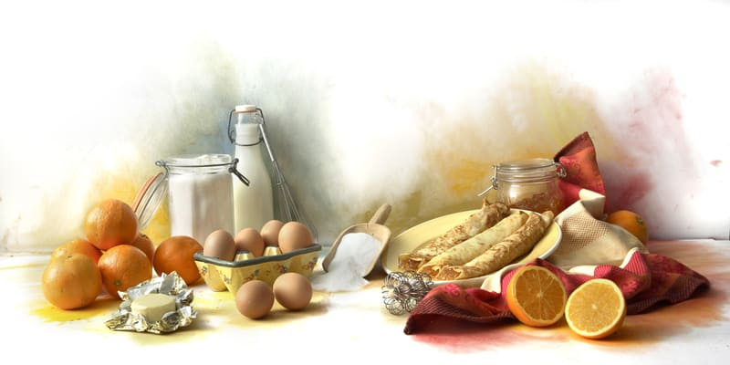 De perfecte crêpes maken (c) M. Steffens