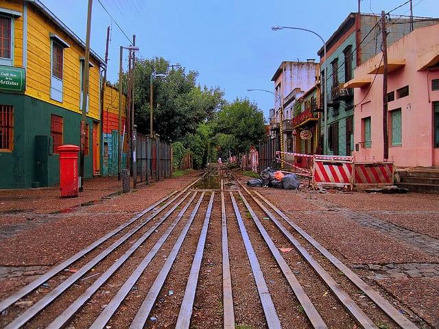 Niets mooiers dan een stad dat leeft, Buenos Aires (c) Andre Maceira