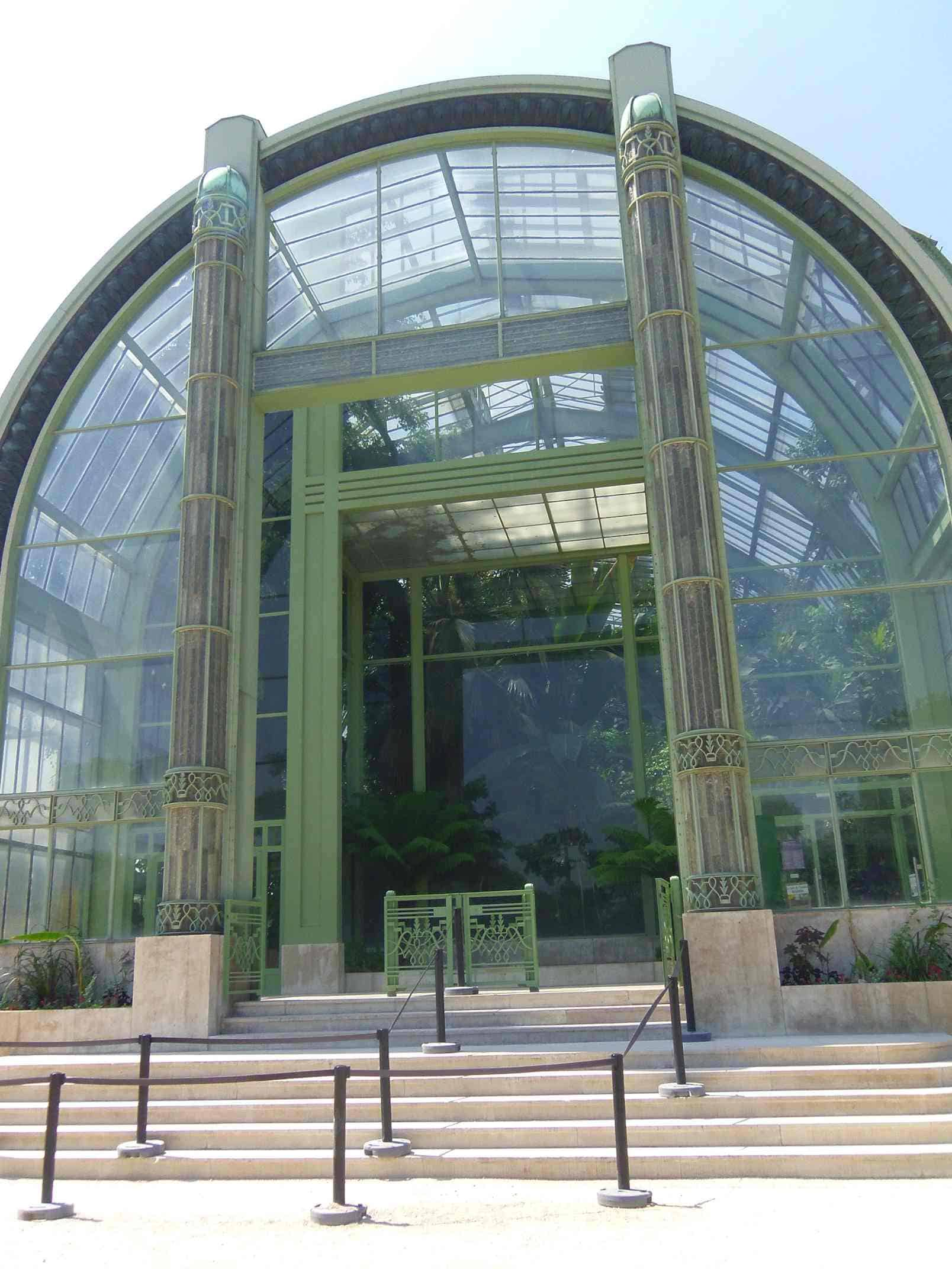 Serre in de Jardin des Plantes (c) Srsck