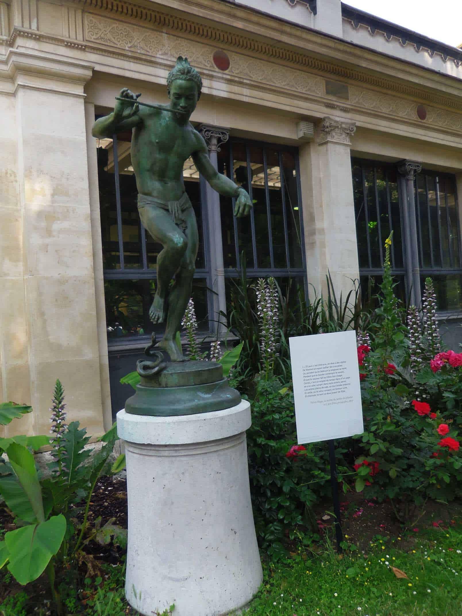 Ouderwetse dierentuin in de Jardin des Plantes (c) Srsck