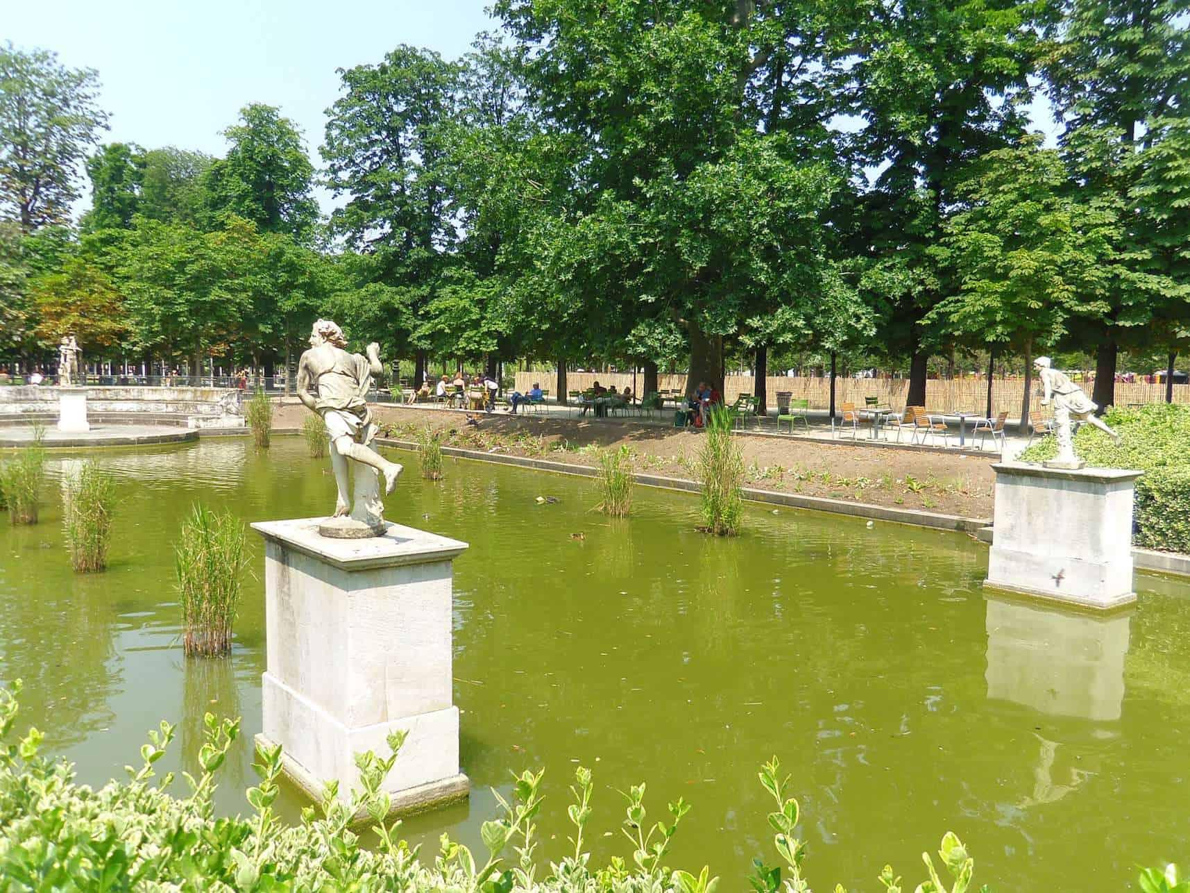 Jardins des Tuileries (c) Srsck