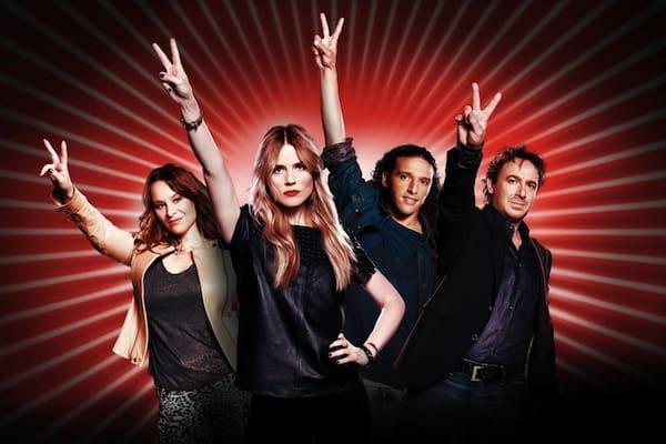 De juryleden van seizoen 4 (c) The Voice of Holland